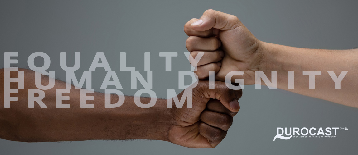 Human Rights Day – Equality, Human Dignity and Freedom.